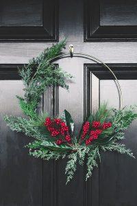 festival wedding wreath decoration ideas