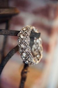 spectacular vintage diamonds wedding engagement ring