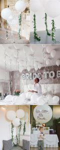 trending balloons wedding decoration ideas