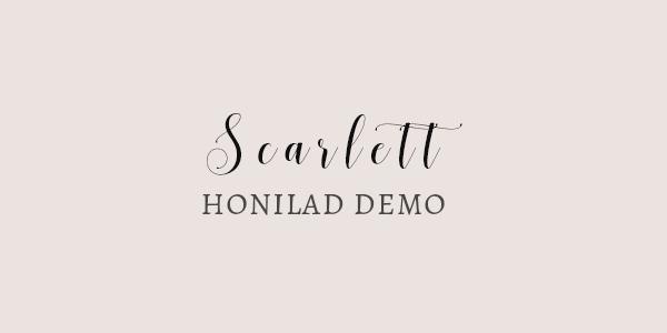 Honilad demo
