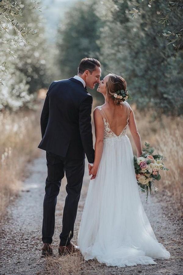 bride and groom wedding photo 2