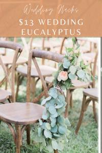 wedding eucalyptus