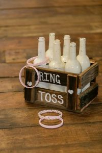 funny ring toss wedding game