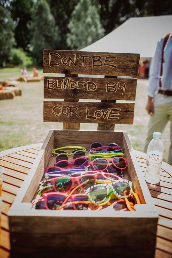 rustic backyard wedding ideas