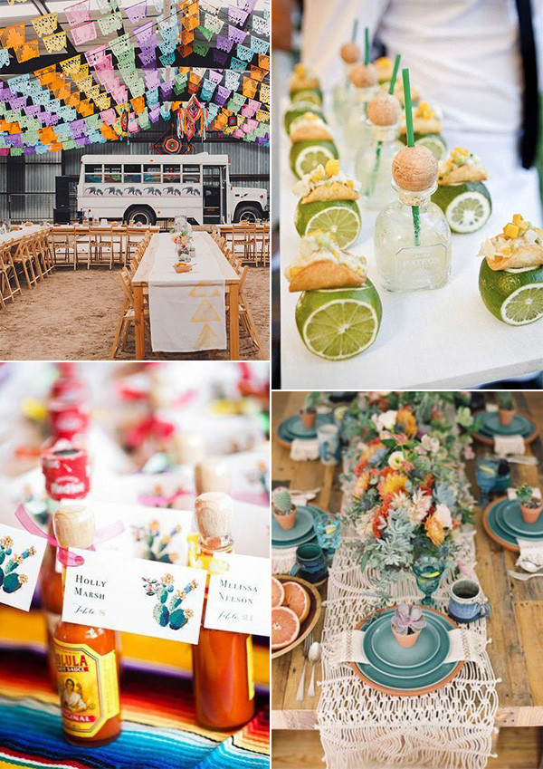 Mexican wedding decoration ideas for 2020