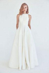 Suzanne Harward elegant wedding dress