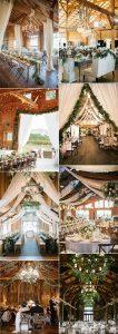 country rustic barn wedding reception ideas for 2020