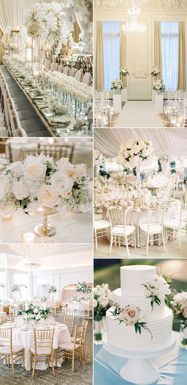 elegant classic wedding decoration ideas for 2020