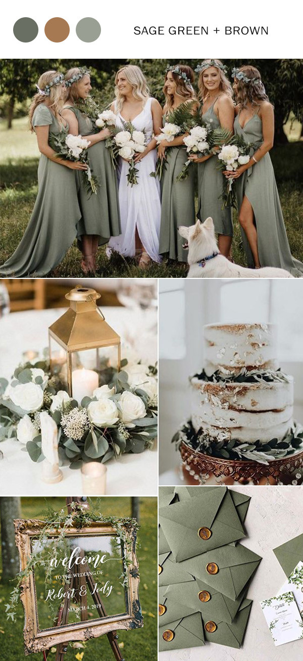 8 Best Spring Summer Wedding Color Ideas For 2021