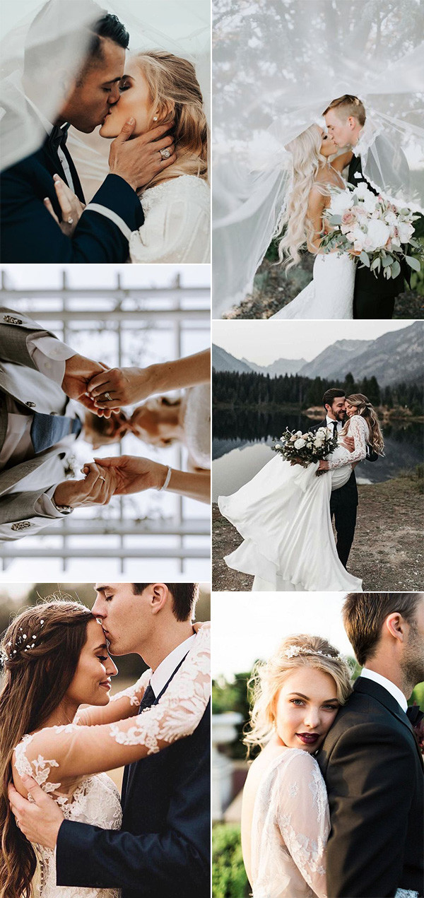 trending bride and groom wedding photo ideas for 2020