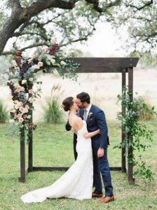 outdoor wedding arch ideas for 2020