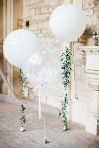 balloon decoraiton ideas for bridal shower parties