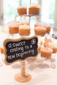 chic rustic pink bridal shower decoration ideas