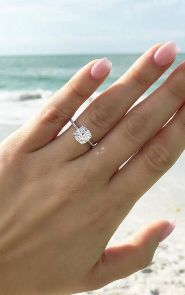 gorgeous wedding rings for 2020 2021 brides 3