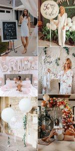 trending bridal shower decoration ideas