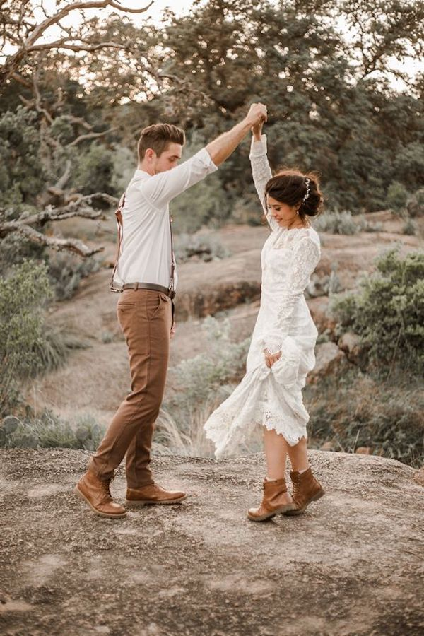 country rustic wedding photo ideas