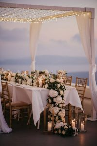 elegant small intimate wedding reception ideas for 2021 trends