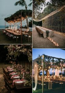 intimate wedding reception ideas for 2021 trends