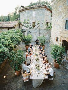 small intimate wedding reception venue ideas