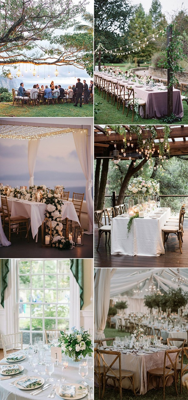trending small wedding reception decoration ideas