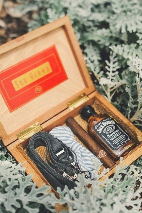 customized groomsmen proposal gift ideas