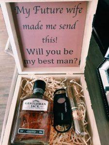groomsmen proposal gift ideas