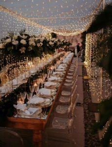 stunning wedding light ideas for reception