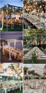 trending wedding reception lighting ideas for 2021