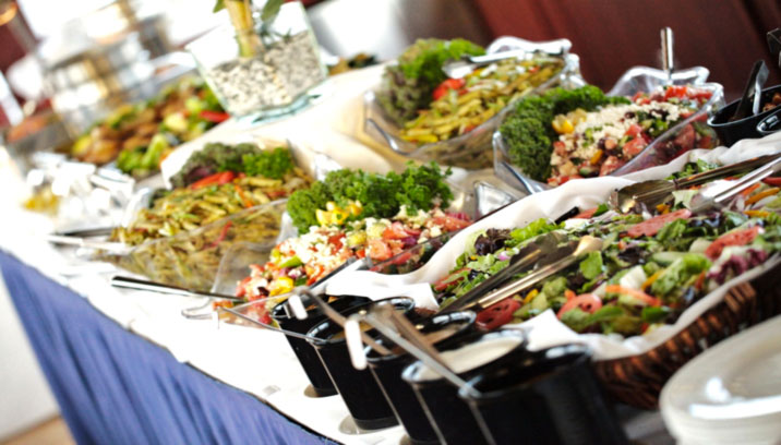 Just right catering