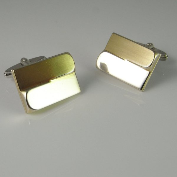 1970S Luxury Groom Wedding Fine Silver Cuff Links Cufflinks Mens Accessories Jewelry For Special Day Gifts Fiance Romantic Valentine