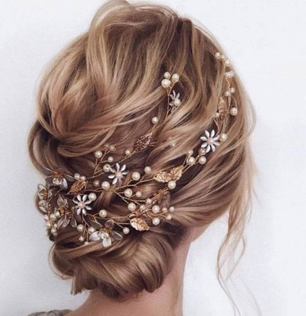 Bridal Hair Jewelry Wedding Accessories Comb