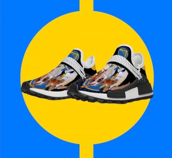Golden Boy, Stephen Curry , State Warriors Sports Rubber Shoes