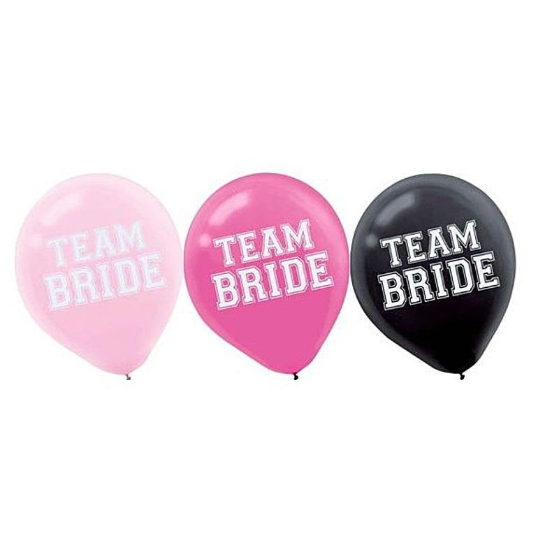 Hens Night Balloons Party Decorations Team Bride Helium Arch For Centrepieces