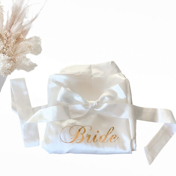 Personalised Bridesmaid Robes/ Bridal Robes/ Wedding Gifts/ Party Personalized Robes