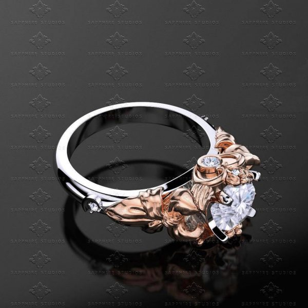 Prism - Gold Sailor Moon Inspired Ring