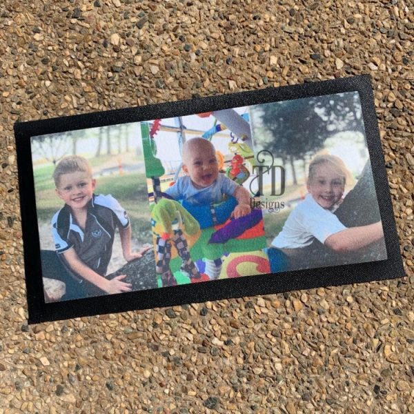 Small Personalised Photo Bar Beer Mat Runner Pub Drink Drinking Present Bar Ware Man Cave Home Him Her