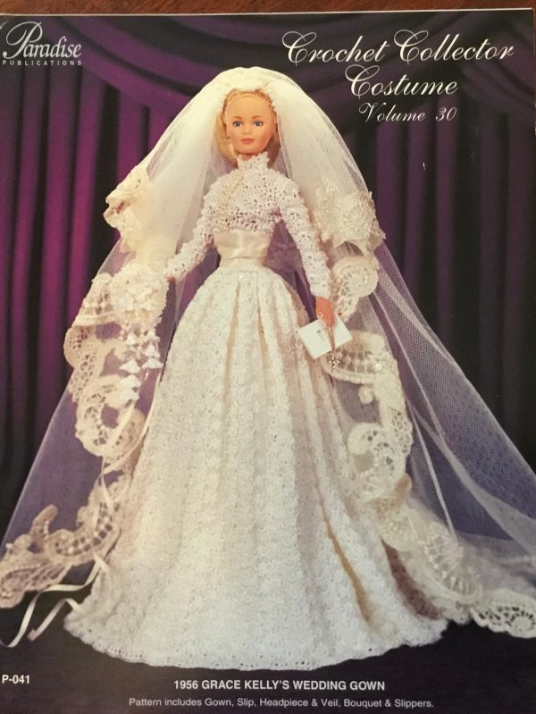 Crochet Collector Volume 30 Grace Kelly's Wedding Gown