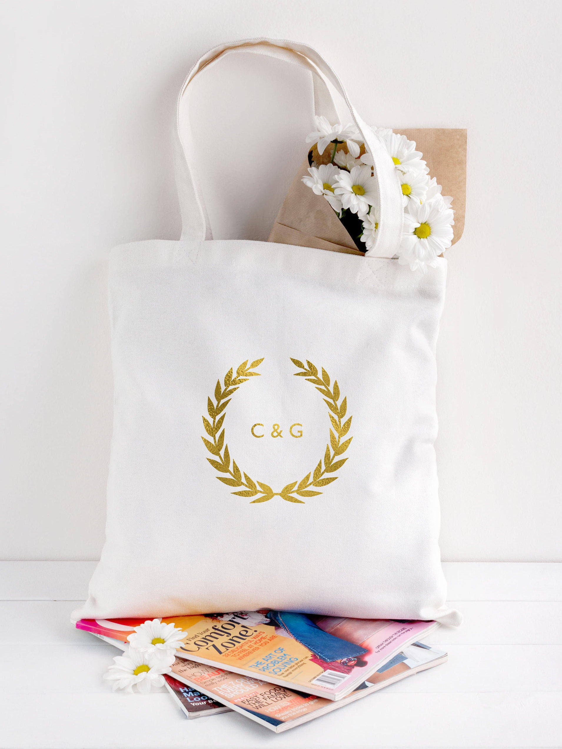 Welcome Wedding Tote Bag/Welcome Guest Bag/Wedding Bag/Custom Tote/Out Of Town Guest/Personalized Bag/Destination Bag